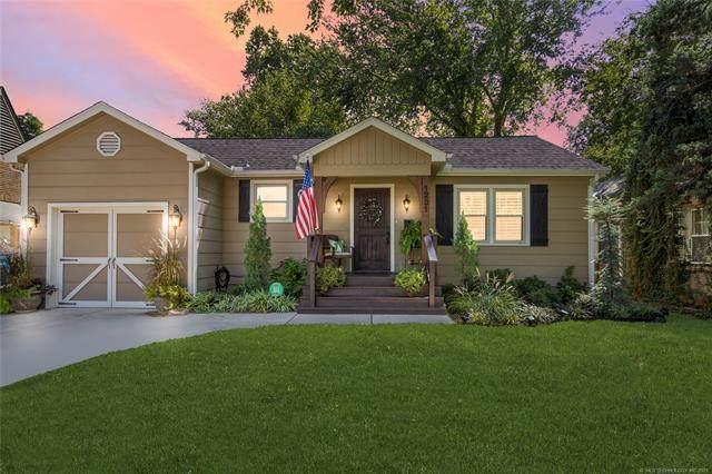 1231 S Atlanta Place, Tulsa, OK 74104 (MLS #2129620) :: 918HomeTeam - KW Realty Preferred