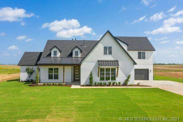17727 S 48th East Avenue, Bixby, OK 74008 (MLS #2129639) :: Owasso Homes and Lifestyle