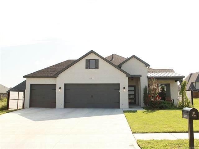 13023 S Birch Street, Jenks, OK 74037 (MLS #2129694) :: 918HomeTeam - KW Realty Preferred