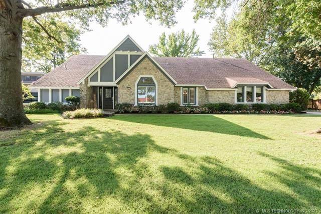 503 Fairway Drive, Broken Arrow, OK 74011 (MLS #2129724) :: Active Real Estate