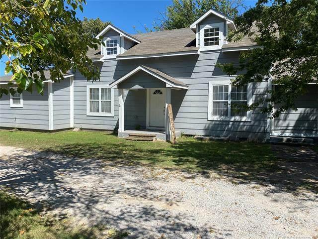700 Bk 700, Ada, OK 74820 (MLS #2130845) :: Owasso Homes and Lifestyle