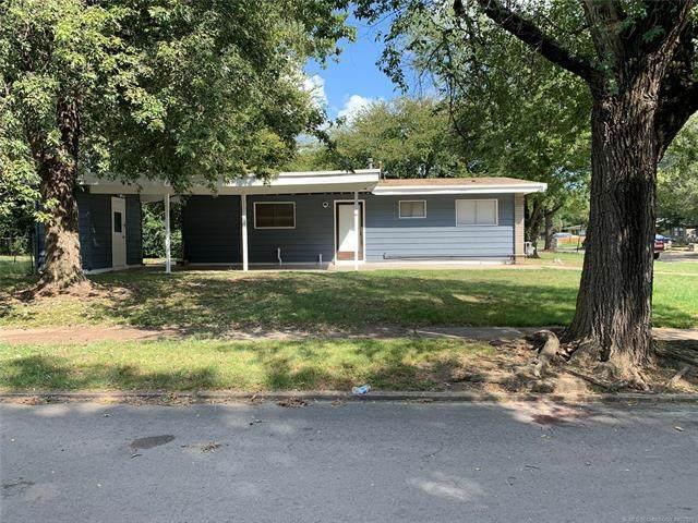 2920 Williams Ave, Muskogee, OK 74401 (MLS #2130948) :: 918HomeTeam - KW Realty Preferred