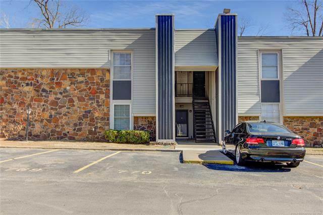 6839 S Toledo Avenue #445, Tulsa, OK 74136 (MLS #2130964) :: Active Real Estate