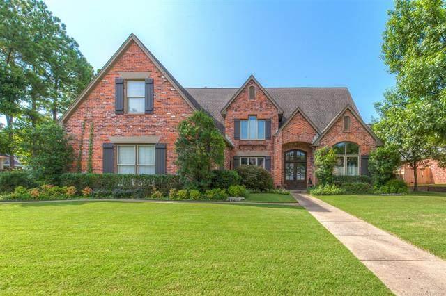 5542 E 106th Place, Tulsa, OK 74137 (MLS #2130997) :: 918HomeTeam - KW Realty Preferred
