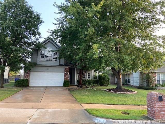 3309 W Houston Place, Broken Arrow, OK 74012 (MLS #2131011) :: 918HomeTeam - KW Realty Preferred