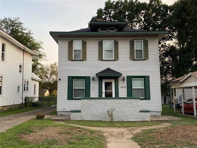 1409 Baltimore Avenue, Muskogee, OK 74403 (MLS #2131101) :: 918HomeTeam - KW Realty Preferred