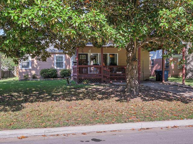 4624 S Rockford Avenue, Tulsa, OK 74105 (MLS #2131138) :: 918HomeTeam - KW Realty Preferred
