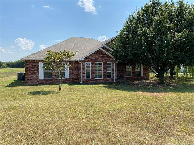 12800 County Road 3522, Ada, OK 74820 (MLS #2131156) :: Owasso Homes and Lifestyle