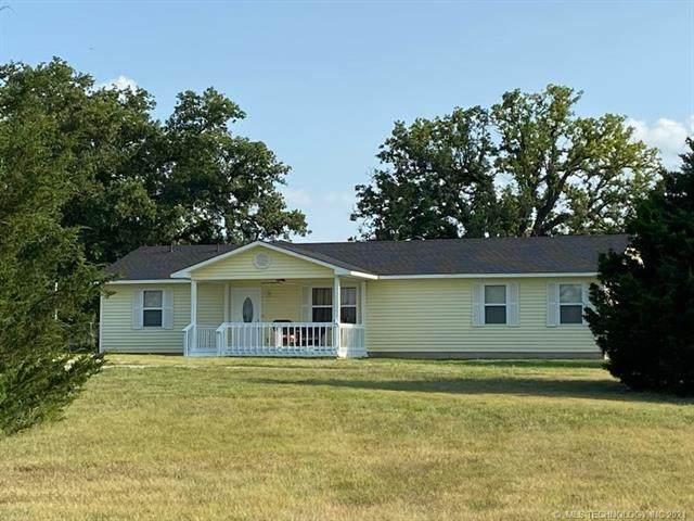 6455 Watson Road, Sulphur, OK 73086 (MLS #2131208) :: Owasso Homes and Lifestyle