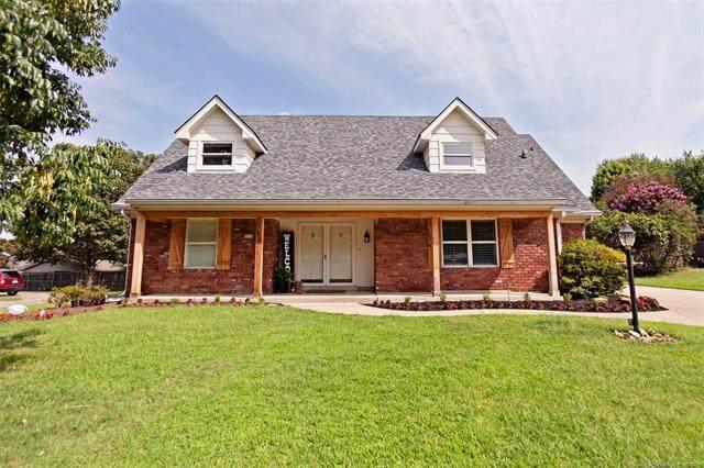 7315 E 66th Place S, Tulsa, OK 74133 (MLS #2131213) :: Owasso Homes and Lifestyle