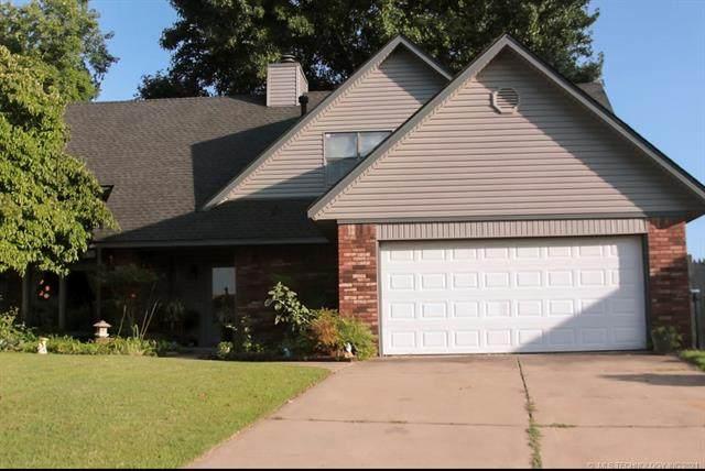 5413 S Fern Avenue, Broken Arrow, OK 74011 (MLS #2131220) :: Owasso Homes and Lifestyle