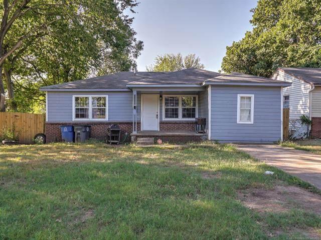 630 E Xyler Street, Tulsa, OK 74106 (MLS #2131314) :: 918HomeTeam - KW Realty Preferred