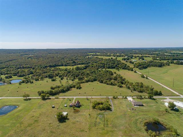 3600 N 205th Road, Beggs, OK 74421 (MLS #2131334) :: Active Real Estate