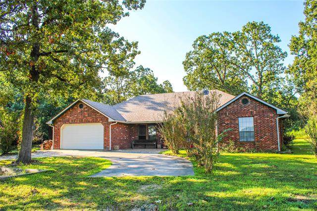 413804 Hwy 9, Eufaula, OK 74432 (#2131365) :: Homes By Lainie Real Estate Group