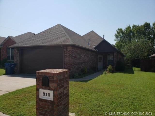 810 Cedar Ridge, Mcalester, OK 74501 (MLS #2131400) :: Active Real Estate