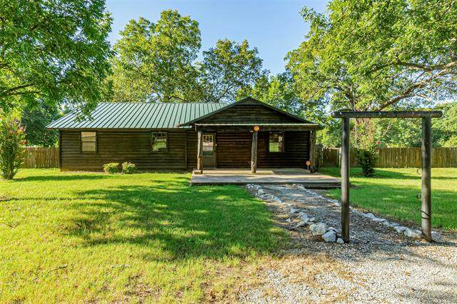 911 Saybrook Road, Ardmore, OK 73401 (MLS #2131404) :: Owasso Homes and Lifestyle