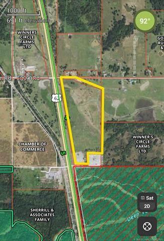Birch Road, Okmulgee, OK 74447 (MLS #2131440) :: 918HomeTeam - KW Realty Preferred