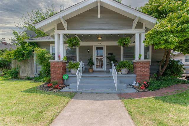 1836 E 16th Street, Tulsa, OK 74104 (MLS #2131451) :: 918HomeTeam - KW Realty Preferred