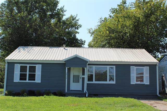 2015 Monta, Muskogee, OK 74403 (MLS #2131501) :: Owasso Homes and Lifestyle