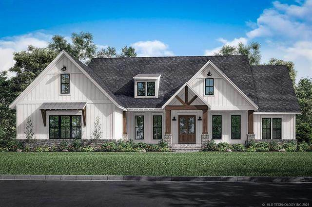 10128 E Ratliff Drive, Claremore, OK 74017 (MLS #2131553) :: Active Real Estate