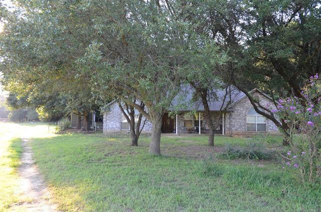 2496 Winnett Road, Colbert, OK 74733 (MLS #2131572) :: Active Real Estate