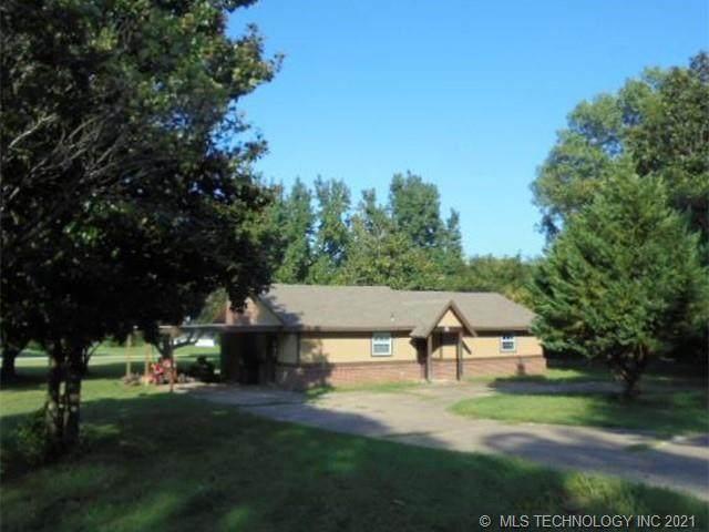 43 Cimarron Circle, Burneyville, OK 73430 (MLS #2131605) :: Owasso Homes and Lifestyle
