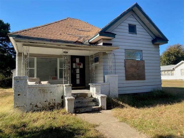 719 N 7th Street, Muskogee, OK 74401 (MLS #2131617) :: 918HomeTeam - KW Realty Preferred