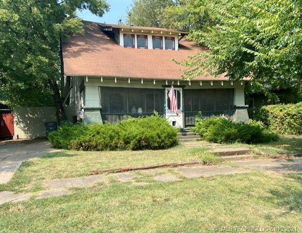 514 S Wheeling Avenue, Tulsa, OK 74104 (MLS #2131618) :: Owasso Homes and Lifestyle
