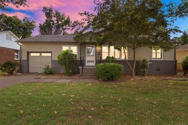 4139 S Saint Louis Avenue, Tulsa, OK 74105 (MLS #2131630) :: Active Real Estate
