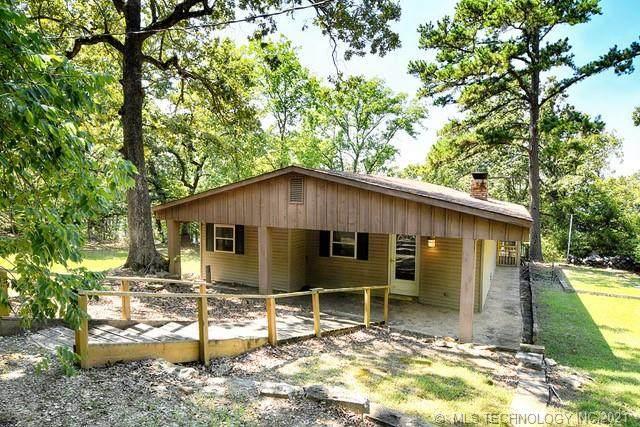 111 Sunset Lane, Vian, OK 74962 (MLS #2131654) :: Active Real Estate