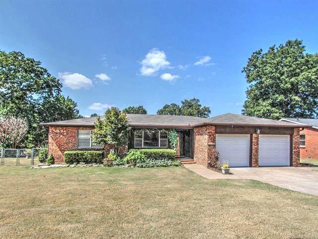 1300 N Garfield Avenue, Sand Springs, OK 74063 (MLS #2131669) :: Active Real Estate