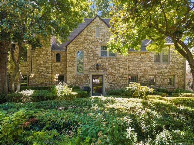 1228 E 29th Place, Tulsa, OK 74114 (MLS #2131670) :: 918HomeTeam - KW Realty Preferred