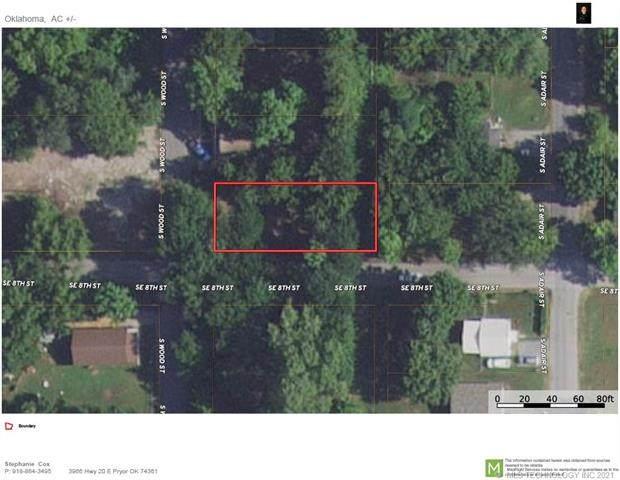 719 S Wood Street, Pryor, OK 74365 (MLS #2131733) :: Active Real Estate