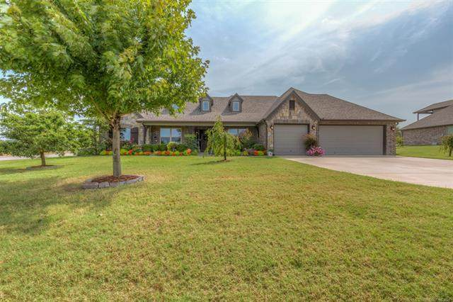 6001 S 130th West Avenue, Sand Springs, OK 74063 (MLS #2131738) :: Owasso Homes and Lifestyle