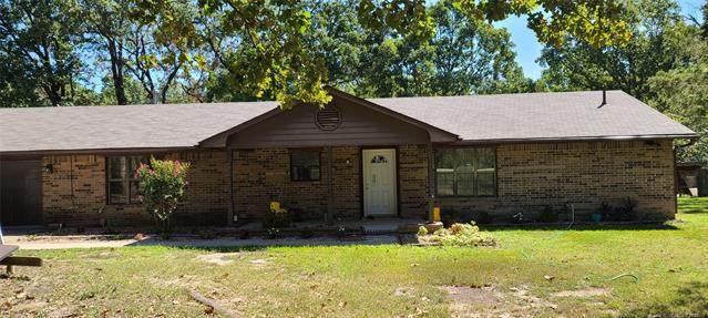 108421 Highway 150 Road, Checotah, OK 74426 (MLS #2131741) :: Active Real Estate
