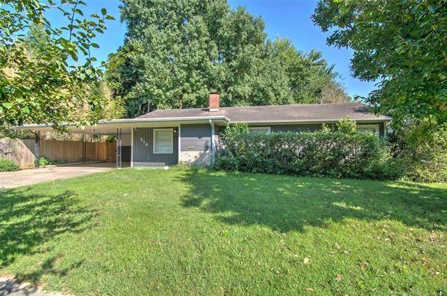 514 S 13th Street, Muskogee, OK 74401 (MLS #2131758) :: 918HomeTeam - KW Realty Preferred