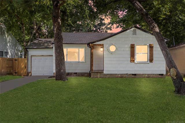 263 E 46th Street, Tulsa, OK 74105 (MLS #2131771) :: Owasso Homes and Lifestyle