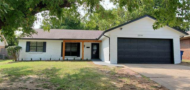 2014 S 74th East Avenue, Tulsa, OK 74112 (MLS #2131790) :: Hopper Group at RE/MAX Results