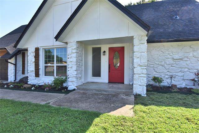 6611 S 93rd East Avenue, Tulsa, OK 74133 (MLS #2131802) :: Hopper Group at RE/MAX Results