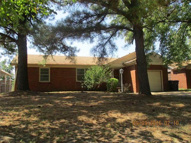 104 S 108th East Avenue, Tulsa, OK 74128 (MLS #2131816) :: Owasso Homes and Lifestyle