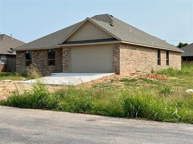 0000 County Road 1566, Ada, OK 74820 (MLS #2131833) :: Owasso Homes and Lifestyle