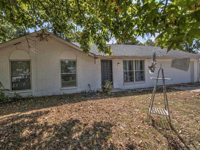 604 Ridgewood Drive, Pryor, OK 74361 (MLS #2131936) :: Hopper Group at RE/MAX Results
