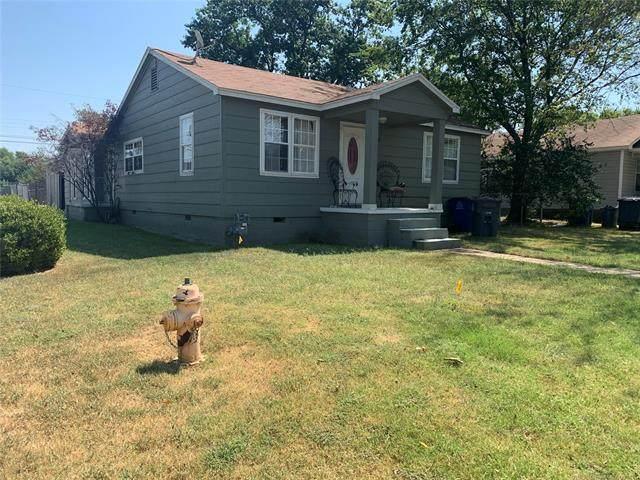 1565 N Elgin Avenue, Tulsa, OK 74106 (MLS #2132021) :: Active Real Estate