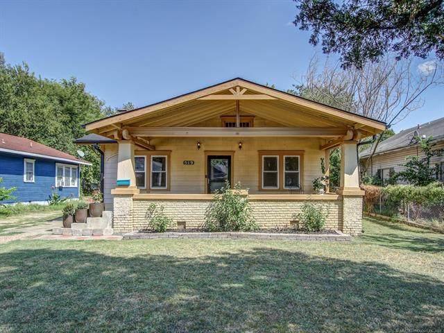 519 S Independence Street, Sapulpa, OK 74066 (MLS #2132022) :: Active Real Estate
