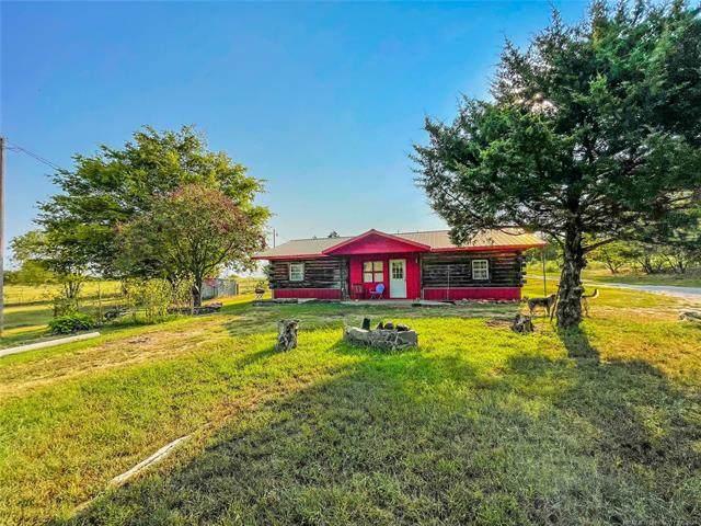 113729 S 4190 Road, Checotah, OK 74426 (MLS #2132030) :: Active Real Estate