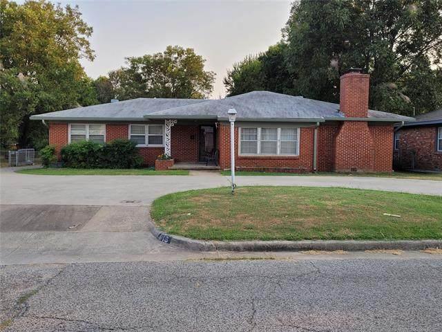 916 Ash, Ardmore, OK 73401 (MLS #2132035) :: Owasso Homes and Lifestyle
