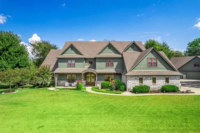 8059 N 188th East Avenue, Owasso, OK 74055 (MLS #2132060) :: Active Real Estate