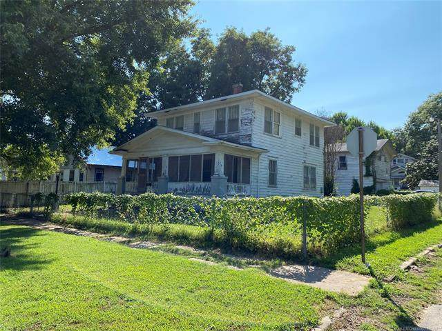 824 N Central Avenue, Okmulgee, OK 74447 (#2132068) :: Homes By Lainie Real Estate Group