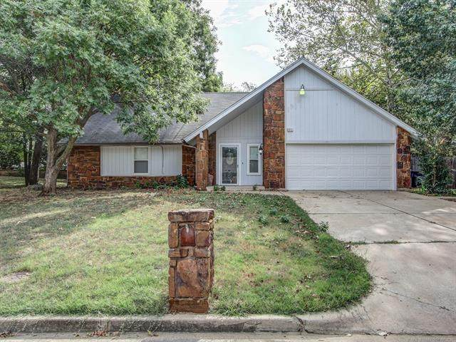 6851 S 32nd West Avenue, Tulsa, OK 74132 (MLS #2132091) :: Active Real Estate