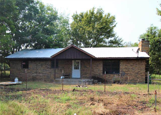 41051 S County Road 4490, Mccurtain, OK 74944 (MLS #2132113) :: Owasso Homes and Lifestyle